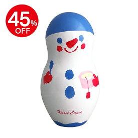 【数量限定!45%OFF!】紅茶 ティーバッグ8p入り バニラ ミルクティー 雪だるま かわいい 冬 スノーバニラティー缶 2019 マトリョーシカ カレルチャペック紅茶店