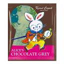 ALICE'S CHOCOLATE GREY 5p