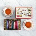 Tea Lovers缶(ティーバッグ20p)