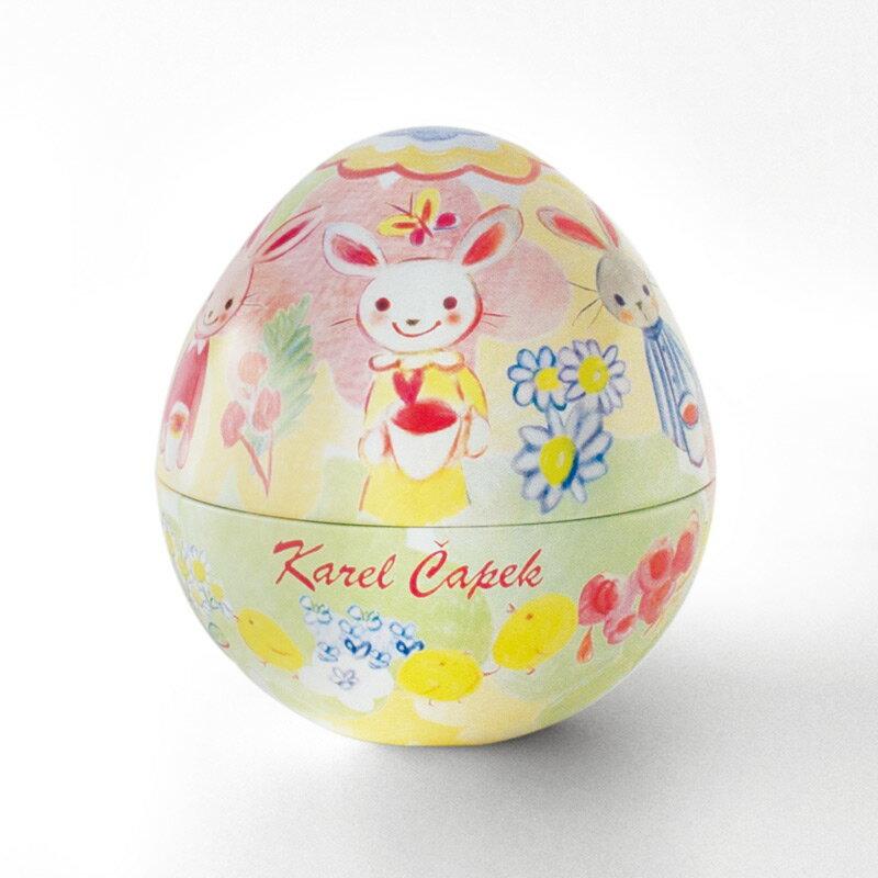 【2/20(水)12:00発売】Rabbit favorite カスタードティー 缶|ミルクティーにおすすめ!イースターに!