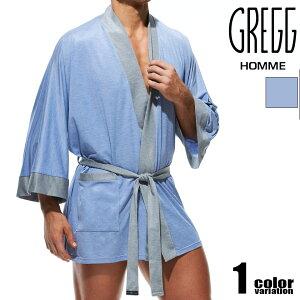 GreggHomme/グレッグ・オム BREEZE ROBE/STRING ローブ ガウン ルームウェア Tシャツ 半袖 メンズ ファッション トップス