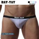 RAT-TAT (ラットタット) Soft Fabric Brief ブリーフ メンズ ローライズ 男性下着 パンツ