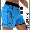 RufSkin (ravskin) EIGHT loose fit mens lederhosen moisture wicking stretch nylon sportswear simware short shorts sport