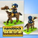 nanoblock騎馬武者