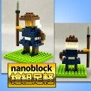 nanoblock槍組足軽※2体入り