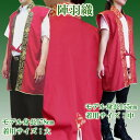 陣羽織(紋なし)赤
