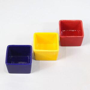 小鉢角型ミニ珍味入全3種
