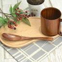 ウッドプレート モーニングプレート ブナの木 木製皿 25.5×15cm