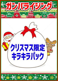 【楽天スーパーSALE】ガンバライジング クリスマス限定キラキラパック