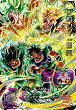 スーパードラゴンボールヒーローズUM10-SEC2URブロリー:BR【ユニバースミッション10弾】【シークレットアルティメットレア】