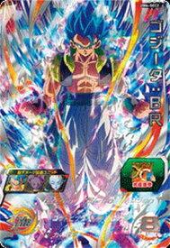 スーパードラゴンボールヒーローズ UM6-SEC2 UR ゴジータ:BR 【ユニバースミッション6弾】 【シークレットアルティメットレア】