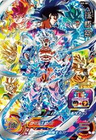 スーパードラゴンボールヒーローズ UM8-SEC UR 孫悟空 【ユニバースミッション8弾】 【シークレットアルティメットレア】