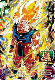 スーパードラゴンボールヒーローズ BM3-SEC2 UR 孫悟空 【ビッグバンミッション3弾】 【シークレットアルティメットレア】