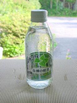 干爽的透明感是魅力手工制作、ara拧早春限定采用高原noshizuku白桦树的树液