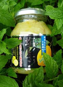 爽やかな酸味とまろやかなしょっぱさが料理の味を際立たせる国産レモン使用話題の塩レモン♪15個セットで送料無料&特別価格