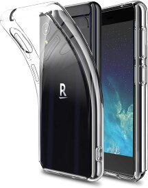 Rakuten Mini ケース TPU 透明 クリア 保護 シンプル カバー 衝撃 ソフトケース 吸収 ラクテンミニ 楽天ミニ Rakutenmini 楽天モバイル スマホケース ケータイケース ケータイカバー スマホカバー かわいい 携帯カバー 携帯ケース