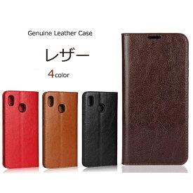 Galaxy A30 ケース 手帳型 Genuine Leather 本革 皮革 カバー 手帳 ギャラクシーA30 SCV43 レザー スマホケース ケータイケース ケータイカバー スマホカバー かわいい 携帯カバー 携帯ケース galaxyA30