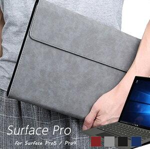 surface pro 6 ケース PCケース pro 5 pro 4 カバー surface go PCバッグ サーフェスプロ ケース シンプル 可愛い レザー調 ノートパソコン サーフェスゴー surfacepro6 surfacepro サーフェイス