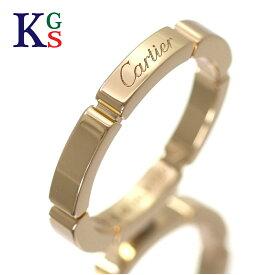 【商品動画】【ギフト品質】カルティエ/Cartier マイヨン パンテール リング K18YG イエローゴールド B4079900 マリッジリング 結婚指輪 誕生日 記念日 プレゼント ギフトラッピング 正規品【中古】
