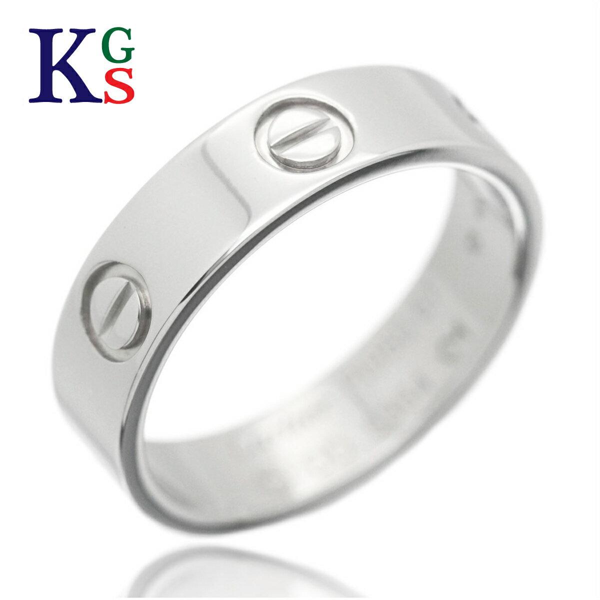【新古品】カルティエ/Cartier / ジュエリー ウェディング 結婚指輪 レディース メンズ / ラブリング love Pt950 / プラチナ B4084900