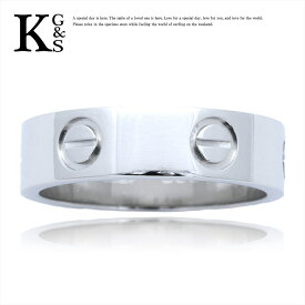 【サステナブル&ギフト品質】【名入れ】【4号〜20号】カルティエ/Cartier / ジュエリー ウェディング 結婚指輪 レディース メンズ / ラブリング LOVE Pt950 / プラチナ B4084900 1015