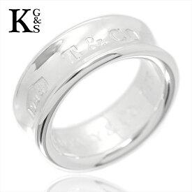 【ギフト品質】【SPECIAL梱包】【名入れ】【6号-23号】ティファニー / Tiffany&Coジュエリー 1837 ナローリング ミディアム / レディース メンズ ジュエリー 指輪 / スターリングシルバー Ag925 1015