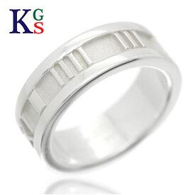【ギフト品質】【名入れ】ティファニー/Tiffany&co レディース メンズ ジュエリー アトラスリング 指輪 シルバー Ag925 1227