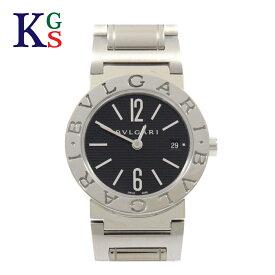 【新古品】ブルガリ/BVLGARI レディース 腕時計 BVLGARI×BVLGARI BBL26S SS 黒文字盤 クオーツ
