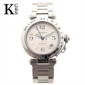 【商品動画】【ギフト品質】カルティエ/Cartier パシャC メリディアン 腕時計 ユニセックス シルバー文字盤 自動巻き W31029M7 誕生日 記念日 プレゼント ギフトラッピング 正規品【中古】