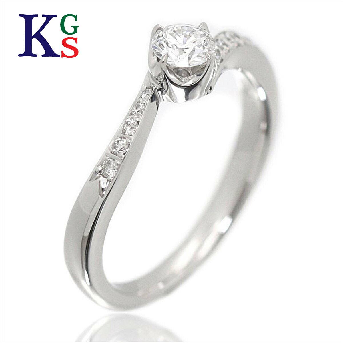 【新古品】【母の日 プレゼント】【0.226ct】ヨンドシー/4℃ アクアニティ ソリティア エンゲージリング 指輪 Pt950 ダイヤモンド プラチナ