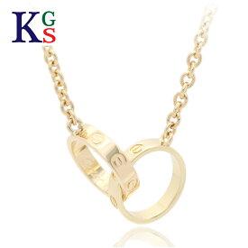 【ギフト品質】カルティエ/Cartier / ジュエリー レディース LOVE ベビーラブネックレス K18YG 750 イエローゴールド B7212400