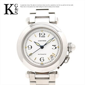 【ギフト品質】カルティエ/Cartier レディース メンズ 腕時計 パシャC スモールデイト ホワイト文字盤 自動巻き W31015M7 1227