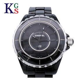 【新品】シャネル/CHANEL レディース J12 腕時計 インテンスブラック ワンショットモデル クオーツ セラミック H3828 1015