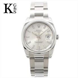 【ギフト品質】ロレックス/ROLEX メンズ 腕時計 オイスターパーペチュアルデイト シルバー ステンレススチール 115200 1227