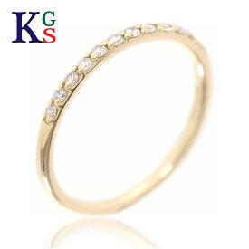 【サスティナブル&ギフト品質】AHKAH / アーカー レディース ドゥーズブリエ ダイヤ リング 指輪 K18YG 0.12ct