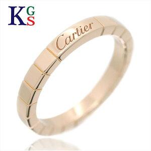 【ギフト品質】【SPECIAL梱包】カルティエ/Cartier ラニエール リング ピングゴールド(ローズゴールド)/K18PG 誕生日