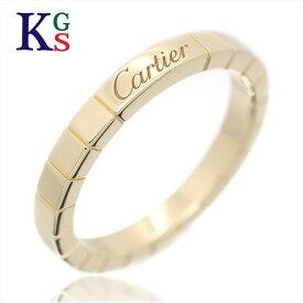 【商品動画】【ギフト品質】カルティエ/Cartier ラニエール ファッションリング/指輪 イエローゴールド/K18YG 誕生日 記念日 プレゼント ギフトラッピング 正規品【中古】