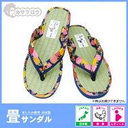 鼻緒付き畳サンダル草履レディースたたみ和柄日本製民芸品福袋tatamiw