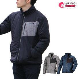 [カジメイク] 防寒ジャケット デニム 8236 SHIELDソルジャーブルゾン 作業服 作業着 長袖 ブルゾン