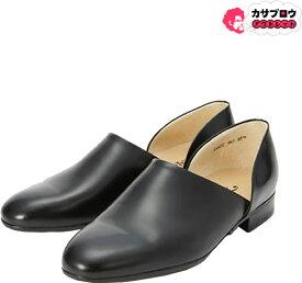 通学学生靴 ハルタ HARUTA グルカサンダル No.850 レザースポックシューズ メンズ お坊さん