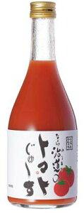 【送料無料】トマト ジュース 奈良治道のトマトジュース 500ml×12本 凝縮 濃厚 美味しい リコピン 健康 ずっしり濃厚で贅沢な甘さ♪感動の逸品♪ 笠松 米工房かさまつ 美味しいトマトジュー