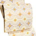 【河合美術織物 唐織 袋帯 礼装用 仕立て付き】帯 フォーマル 新品 販売 購入 西陣織 正絹 フォーマル 未仕立て 六通 …