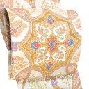 【帯屋捨松 袋帯 正絹 礼装用 仕立て付き】帯 天平ぶどう華紋 フォーマル 新品 販売 購入 西陣織 礼装 未仕立て 六通 …
