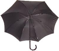 ワカオ超軽量紳士傘◆WAKAO スレンダーデライト◆(ブラック)オールカーボン超軽量・65cm スリム紳士雨傘スレンダーデライト リニューアルモデル即納できます!父の日にもおすすめ!