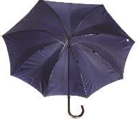 ワカオ超軽量紳士傘◆WAKAO スレンダーデライト◆(ネイビー)オールカーボン超軽量・65cm スリム紳士雨傘スレンダーデライト リニューアルモデル即納できます!父の日にもおすすめ!