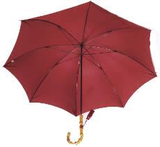 WAKAOワカオ◆LL寸超軽量婦人傘◆Slender Delight NEXT for Ladies (エンジ赤)オールカーボン超軽量111cmLLサイズ婦人雨傘完全限定の特別復刻版