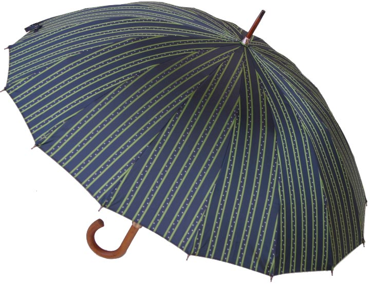 ■前原光榮レジェンド16(ウィンストン・ネイビー)「皇室御用達」前原光榮商店 紳士雨傘お名前彫りなしは即納できますお名前彫り有の場合は1/31(水)仕上がり予定心斎橋みや竹オリジナル仕様
