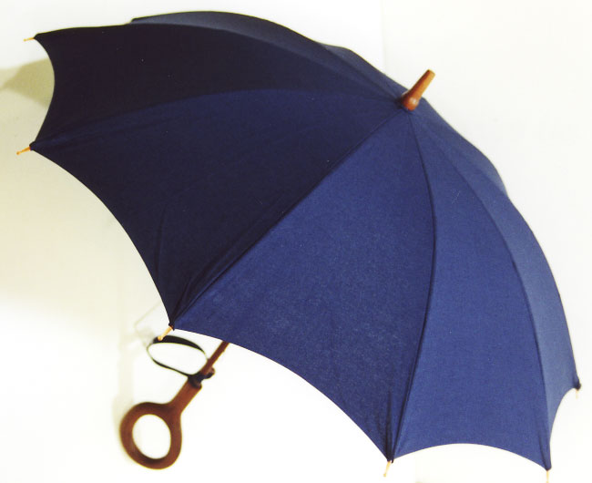 【大阪日傘】(長傘)昭和より愛され続ける大阪の逸品米田正一◆インディアンヘッド日傘(長傘)ご納期 約3週間頂戴しております※ハンドルは「だ円形」です