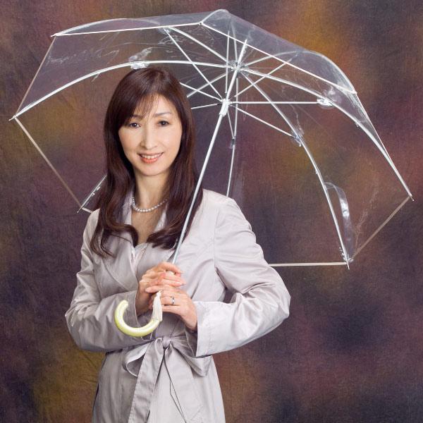 縁結(エンユウ)ゴールド園遊会特別仕様宮内庁御用達の高級ビニール傘日本を代表するホワイトローズ社の名作★ギフト包装対応できます★