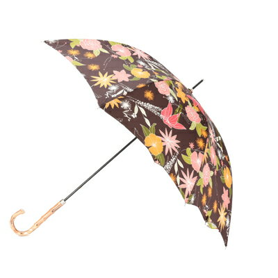 【レディース傘】ホコモモラ・クレアシオン(レクレーション)婦人用雨傘手開き